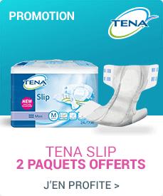 Acc�dez � la promotion Tena Slip