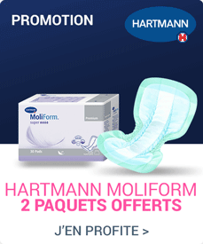 Acc�dez � la promotion Hartmann Moliform