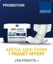 Acc�dez � la promotion Abena-Frantex Abri Form Air Plus Super