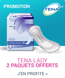 Promotion Tena Lady