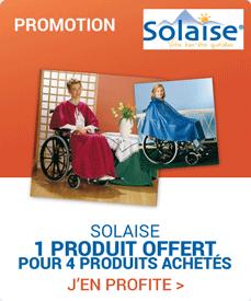Accédez à la promotion Solaise Vêtements Divers