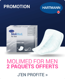 Accédez à la promotion Hartmann Molimed For Men