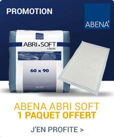 Accédez à la promotion Abena-Frantex Abri Soft