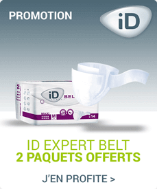 Promotion Ontex-ID Expert Belt