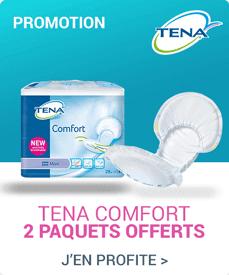 Accédez à la promotion Tena Comfort