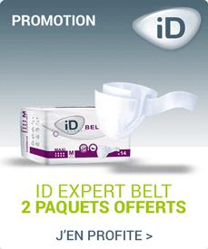 Promotion Ontex-ID Expert Belt