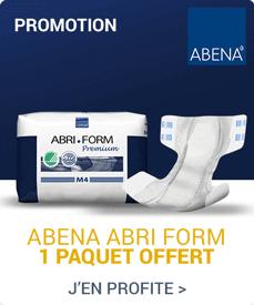 Accédez à la promotion Abena-Frantex Abri Form Air Plus Super