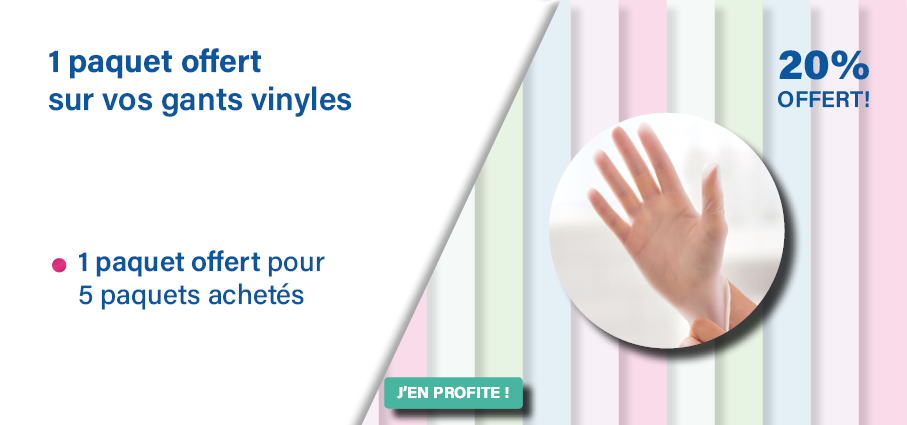 Promotion Masques chirurgicaux Type 2