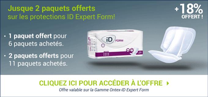 Promotion Ontex-ID Expert Form