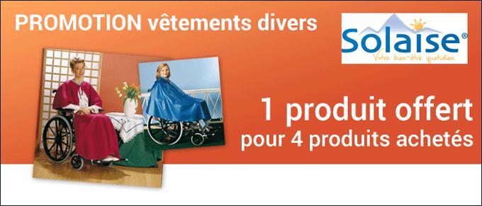 Promotion Solaise Vêtements Divers