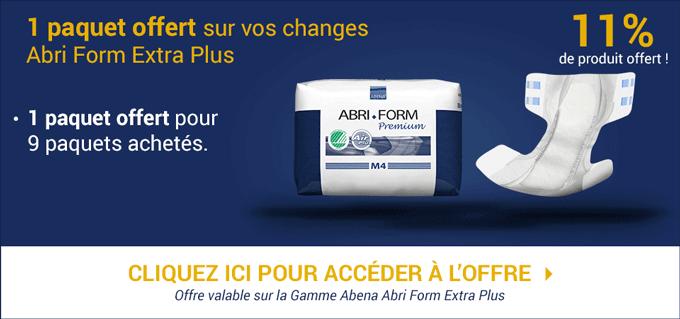 Promotion Abena-Frantex Abri Form Air Plus Extra Plus
