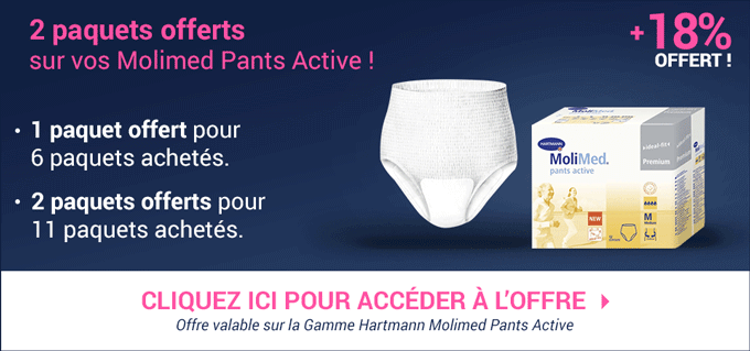 Promotion Hartmann Molimed Pants Active