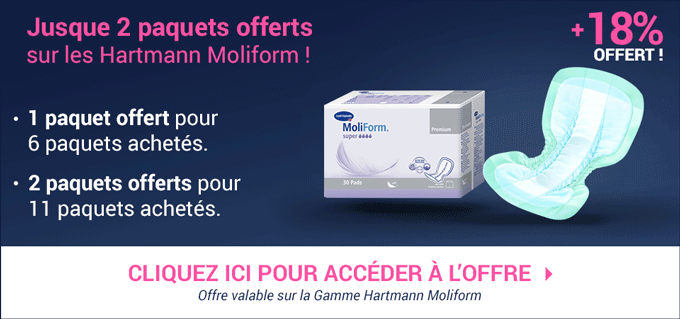 Promotion Hartmann Moliform