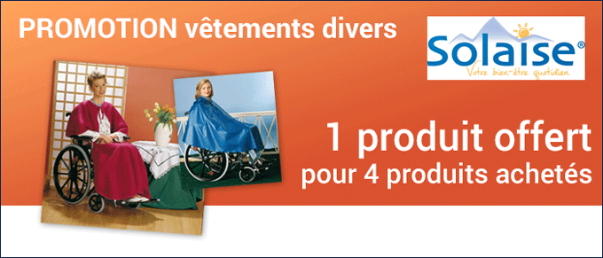 Promotion Solaise Vêtements Divers