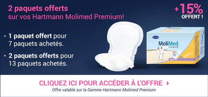 Promotion Hartmann Molimed