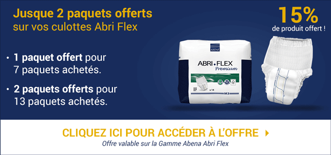 Promotion Abena-Frantex Abri Flex