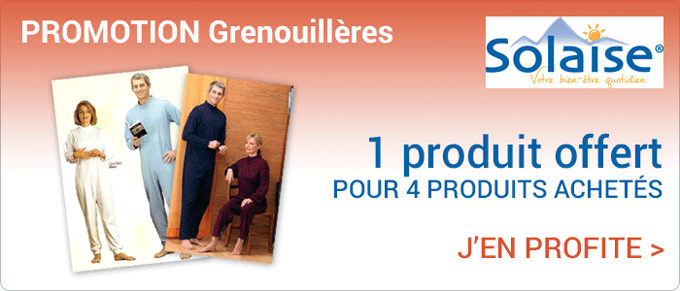 Promotion Solaise Grenouillère