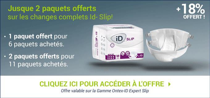 Promotion Ontex-ID Expert Slip