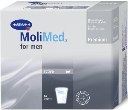 hartmann molimed for men active protection urinaire hartmann incontinence. Black Bedroom Furniture Sets. Home Design Ideas