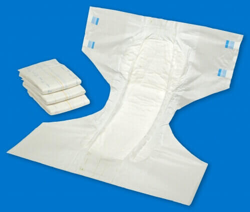 Ontex-ID Slip Large Super Plus (Blanc - Mauve)