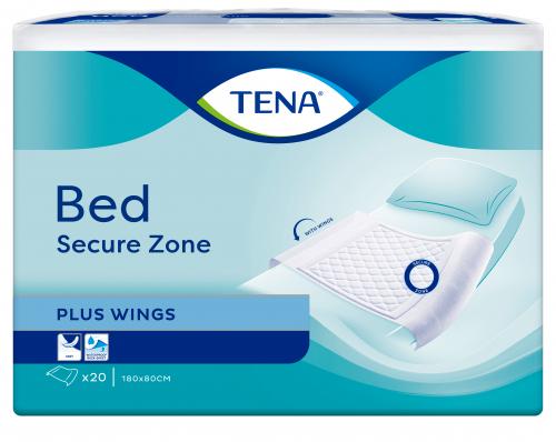 tena bed plus 180 x 80 cm al se tena incontinence. Black Bedroom Furniture Sets. Home Design Ideas