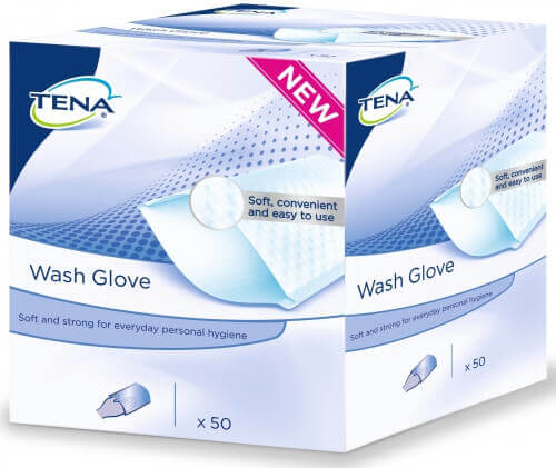tena wash gloves soft strong. Black Bedroom Furniture Sets. Home Design Ideas
