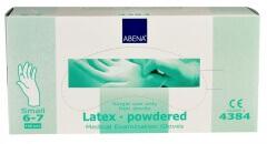 Abena-Frantex Gants latex avec poudre (Taille 6-7)