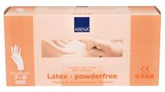 Abena-Frantex Gants latex sans poudre (Taille 7-8)