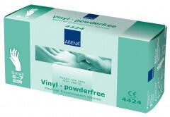 Abena-Frantex Gants vinyle sans poudre (Taille 6-7)