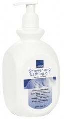 Abena-Frantex Huile pour la douche et le bain pour peaux sensibles et sèches 500ml