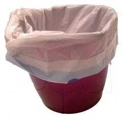 Abena-Frantex Inco Bag Protège seau de chaise percée