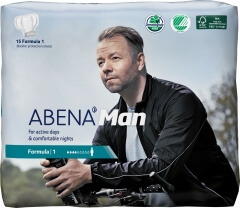 Abena-Frantex Man Formula 1