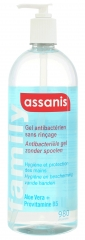 Assanis Gel hydroalcoolique antibactérien 980 ml