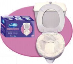 Cleanis Care Bag Protège WC et cuvette