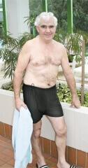 Culotte piscine pour homme