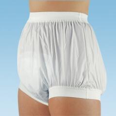 Culotte plastique en polyuréthane coupe boxer