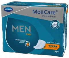 Hartmann Molicare Premium Men Pad 5 Gouttes