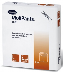 Hartmann Molipants Soft Large Boite de 3