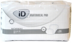 Ontex-ID Anatomical Pad Traversable Normal