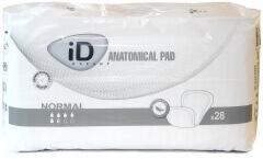 Ontex-ID Anatomical Pad Traversable Normal