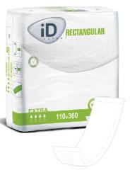 Ontex-ID Expert Rectangular 11 x 36 Extra Traversable