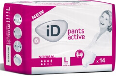 Ontex-ID Pants Active Large Normal