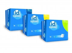 Ontex-ID Slipactiv Medium Extra Plus (Jaune)