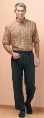 Pantalon élastifié ouvrant Rivoli