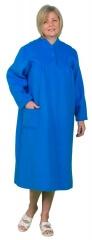 Robe de chambre Clotilde médicalisée tissu Courtelle