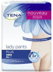 Tena Lady Pants Large Plus