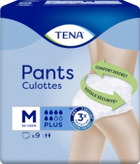 Tena Pants Medium Plus