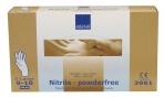 Abena-Frantex Gants nitrile sans poudre qualité supérieure Taille 9-10 ( Extra Large)