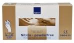 Abena-Frantex Gants nitrile sans poudre Taille 9-10 (Extra Large)