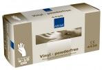 Abena-Frantex Gants vinyle sans poudre (Taille 9-10)